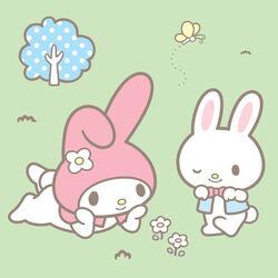 Sanrio Characters My Melody--Rhythm--Chocho Image001.jpg