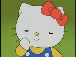 Hello Kitty eyes closed with a smile.png