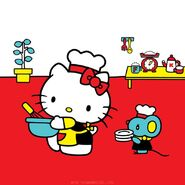Sanrio Characters Hello Kitty--Joey Image006