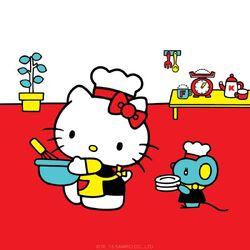 Sanrio Characters Hello Kitty--Joey Image006.jpg