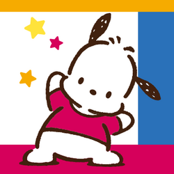 Sanrio Characters Pochacco Image004.png