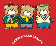 Sanrio Characters Gentle Bear League Image008