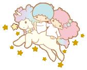 Sanrio Characters Little Twin Stars Image027