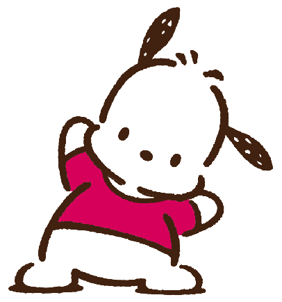 Sanrio Characters Pochacco Image005.png