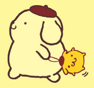 Sanrio Characters Pompompurin Image017