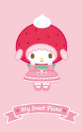 Sanrio Characters My Sweet Piano Image016
