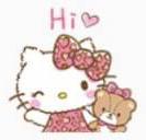 Sanrio Characters Hello Kitty--Tiny Chum Image005