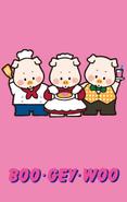 Sanrio Characters Boo Gey Woo Image002