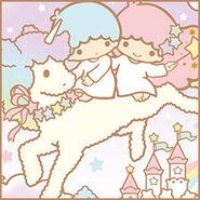 Sanrio Characters Little Twin Stars Image014