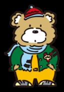 Sanrio Characters Gentle Bear League Image006