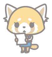 Sanrio Characters Aggretsuko Image017