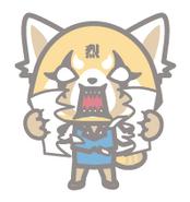 Sanrio Characters Aggretsuko Image021