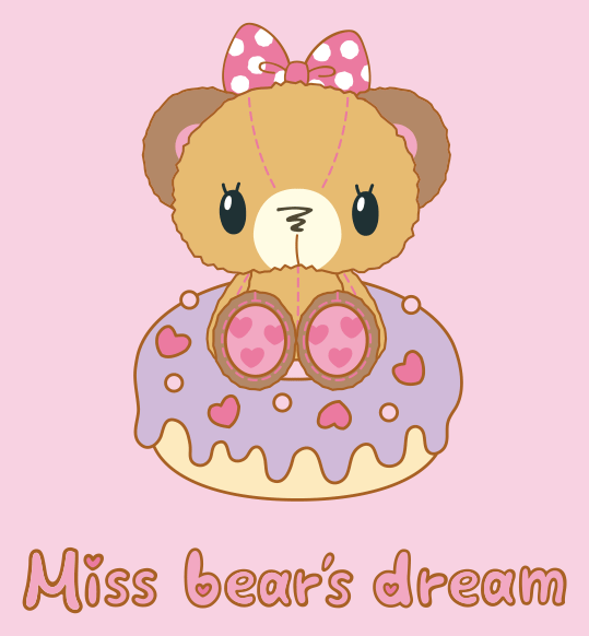Miss Bear's Dream