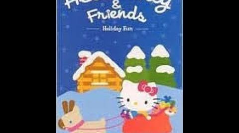 Hello Kitty & Friends Holiday Fun