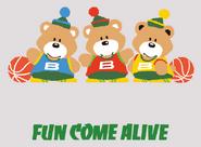 Sanrio Characters Fun Come Alive Image008