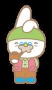 Sanrio Characters Grandpa (My Melody) Image003