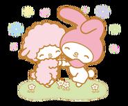 MymeloXpiano hug