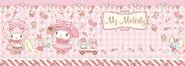 Sanrio Characters My Melody--Flat--Risu--My Sweet Piano Image001