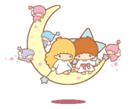 Sanrio Characters Little Twin Stars Image070