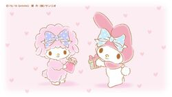 My Melody X Sweet Piano present.jpg