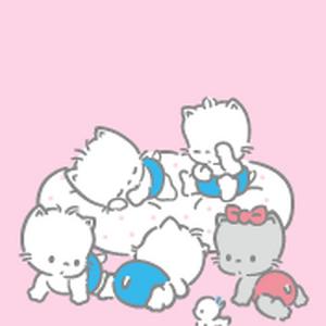 Sanrio Characters Nya Ni Nyu Ne Nyon Image009.png