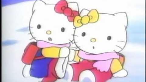 Hello Kitty & Friends - Santa's Missing Hat