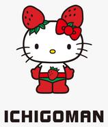Sanrio Characters Ichigoman Image013