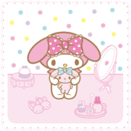 Sanrio Characters My Melody Image026