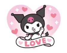 Sanrio Characters Kuromi Image011.png