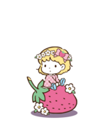 Sanrio Characters Button Nose Image007
