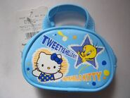 Tweety and hello kitty bag