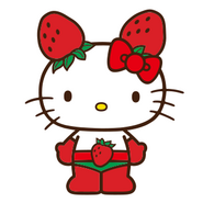 Sanrio Characters Ichigoman Image003
