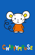 Sanrio Characters Chippy Mouse Image002