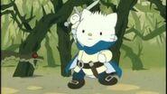 'Sleeping Beauty' Hello Kitty