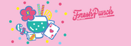 Sanrio Characters Fresh Punch Image007