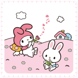 Sanrio Characters My Melody--Rhythm Image001.png