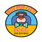 Sanrio Characters Bogo the City Boy Image001