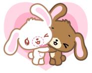 Sanrio Characters Kurousa--Shirousa Image016