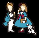 Sanrio Characters Vaudeville Duo Image006