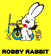 Sanrio Characters Robby Rabbit--Beezy Riders Image008
