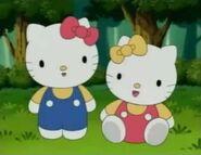 .028 Hello Kitty Mimmy & Zachary