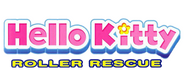 Hello Kitty Roller Rescue logo