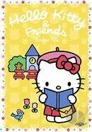 Sanrio Television HelloKittyAndFriends TimelessTales-Vol3 DVD-cover