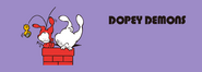 Sanrio Characters Dopey Demons Image003