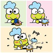 Sanrio Characters Keroppi Image029