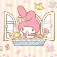 Sanrio Characters My Melody--Tori Image001