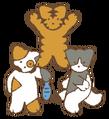 Sanrio Characters Noranekoland Image011
