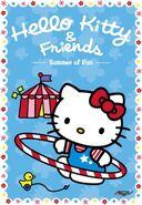 Sanrio Television HelloKittyAndFriends SummerOfFun-Vol2 DVD-cover