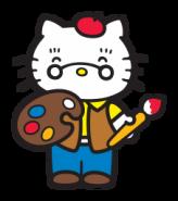 Sanrio Characters Grandpa (Hello Kitty) Image001