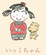 Sanrio Characters Ikkuchan Image001